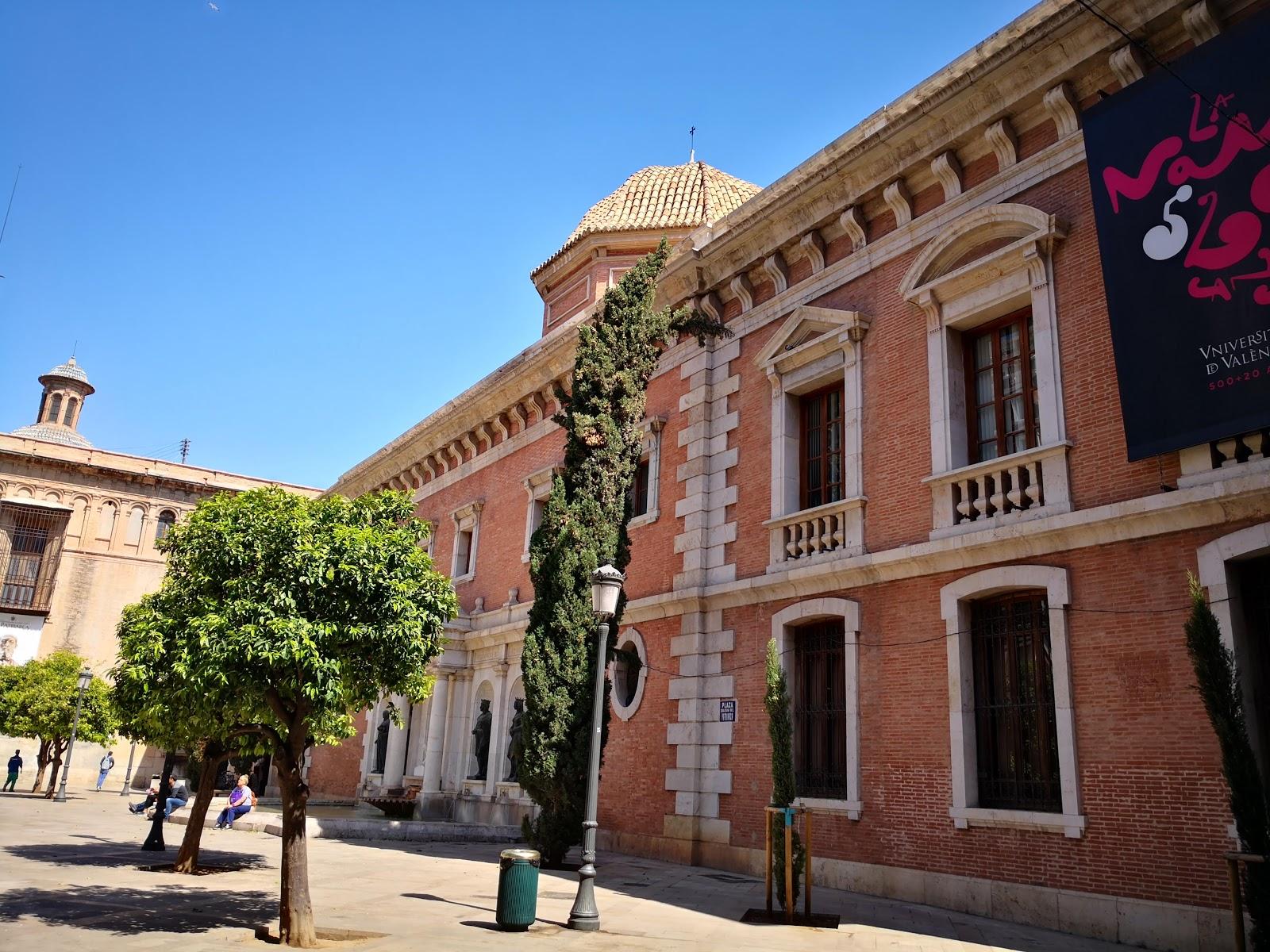La Nau, Universidad de Valencia